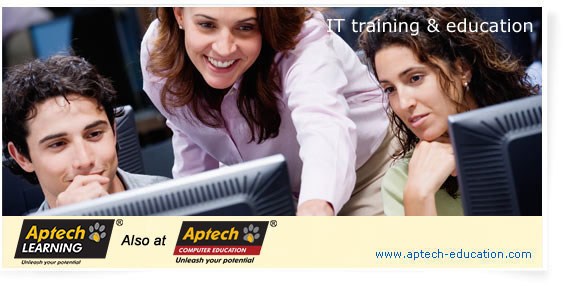 Aptech Computer Education : IT training & education